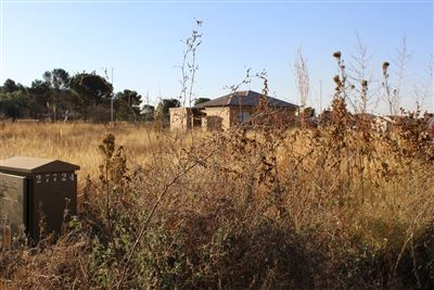 Bloemfontein, Vista Park Property  | Houses For Sale Vista Park, Vista Park, Vacant Land  property for sale Price:389,000