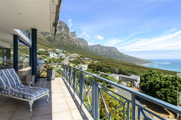 Double Storey Family Home With Sea And Mountain Views