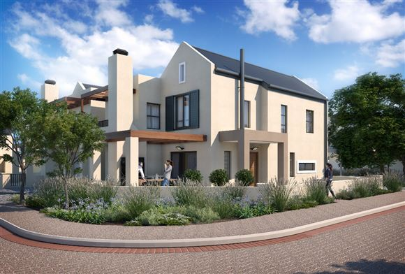 Brand new home in Somerset West