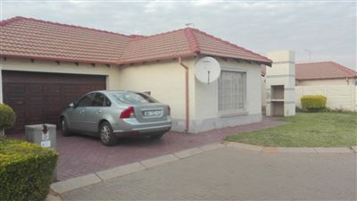Pretoria, Chantelle And Ext Property  | Houses For Sale Chantelle And Ext, Chantelle And Ext, Townhouse 3 bedrooms property for sale Price:849,510