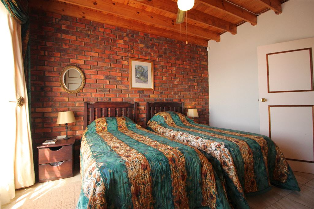 Bedroom 3 of the lodge
