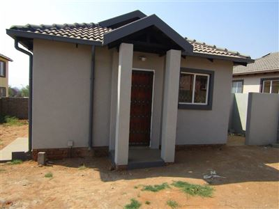 Property and Houses for sale in Pretoria Central, House, 2 Bedrooms - ZAR 650,000