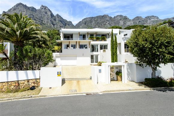 Camps Bay Dual-Dwelling Sui Generis Multifaceted Home