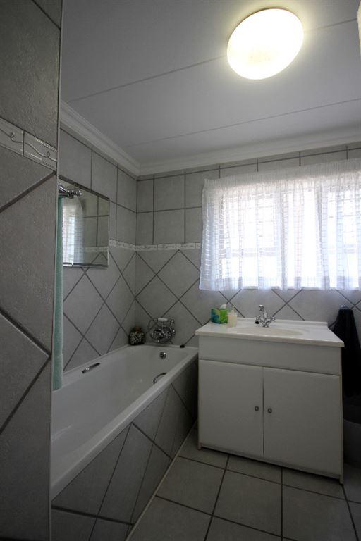 Downstairs - bathoom