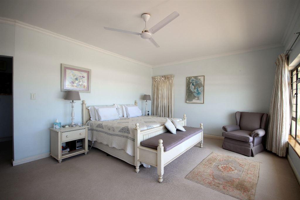 Upstairs - main bedroom