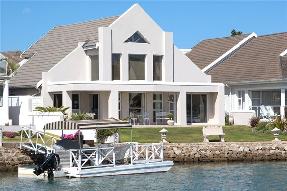 Three Bedroom Family Home on the Marina in Port Alfred.
