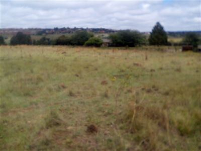 Witbank, Seekoeiwater Property  | Houses For Sale Seekoeiwater, Seekoeiwater, Vacant Land  property for sale Price:985,000