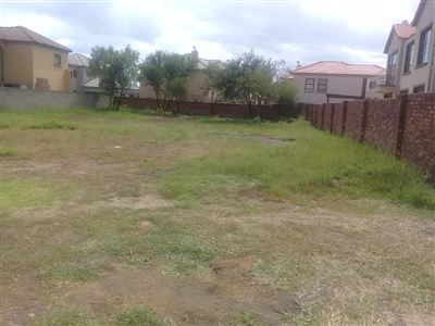 Property and Houses for sale in Hesteapark, Vacant Land - ZAR 500,000