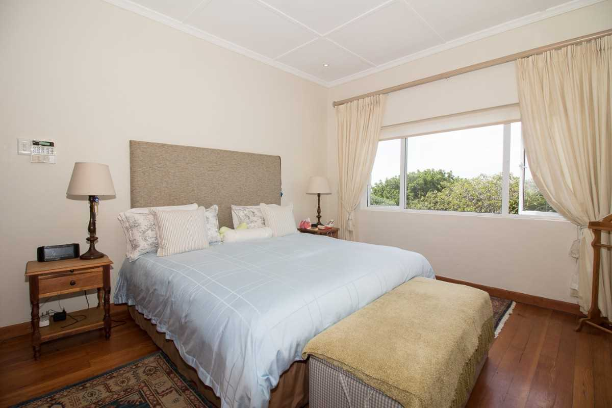 Double Storey Family Home with Flat For Sale In Port Alfred, main bedroom of the home.
