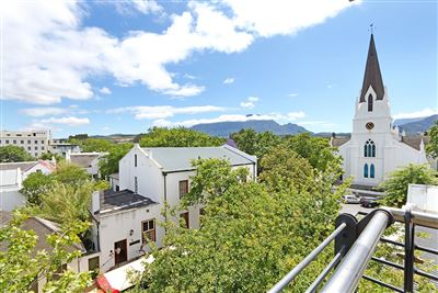 Stellenbosch, Stellenbosch Central Property  | Houses For Sale Stellenbosch Central, Stellenbosch Central, Apartment 1 bedrooms property for sale Price:2,650,000