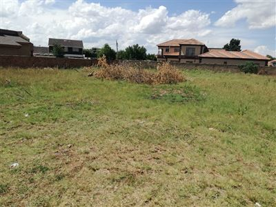 Property and Houses for sale in Riamar Park, Vacant Land - ZAR 380,000
