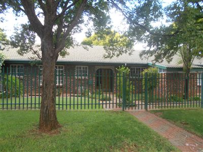Potchefstroom, Kannoniers Park Property  | Houses For Sale Kannoniers Park, Kannoniers Park, House 4 bedrooms property for sale Price:1,630,000
