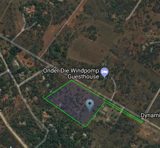 Vacant Land for sale in Kameeldrift East