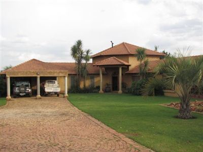 Property and Houses for sale in Tiegerpoort, House, 3 Bedrooms - ZAR 4,250,000