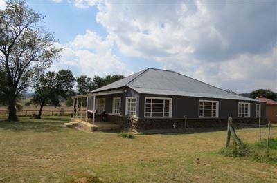 Vredefort, Vredefort Property  | Houses For Sale Vredefort, Vredefort, Farms 3 bedrooms property for sale Price:4,240,000