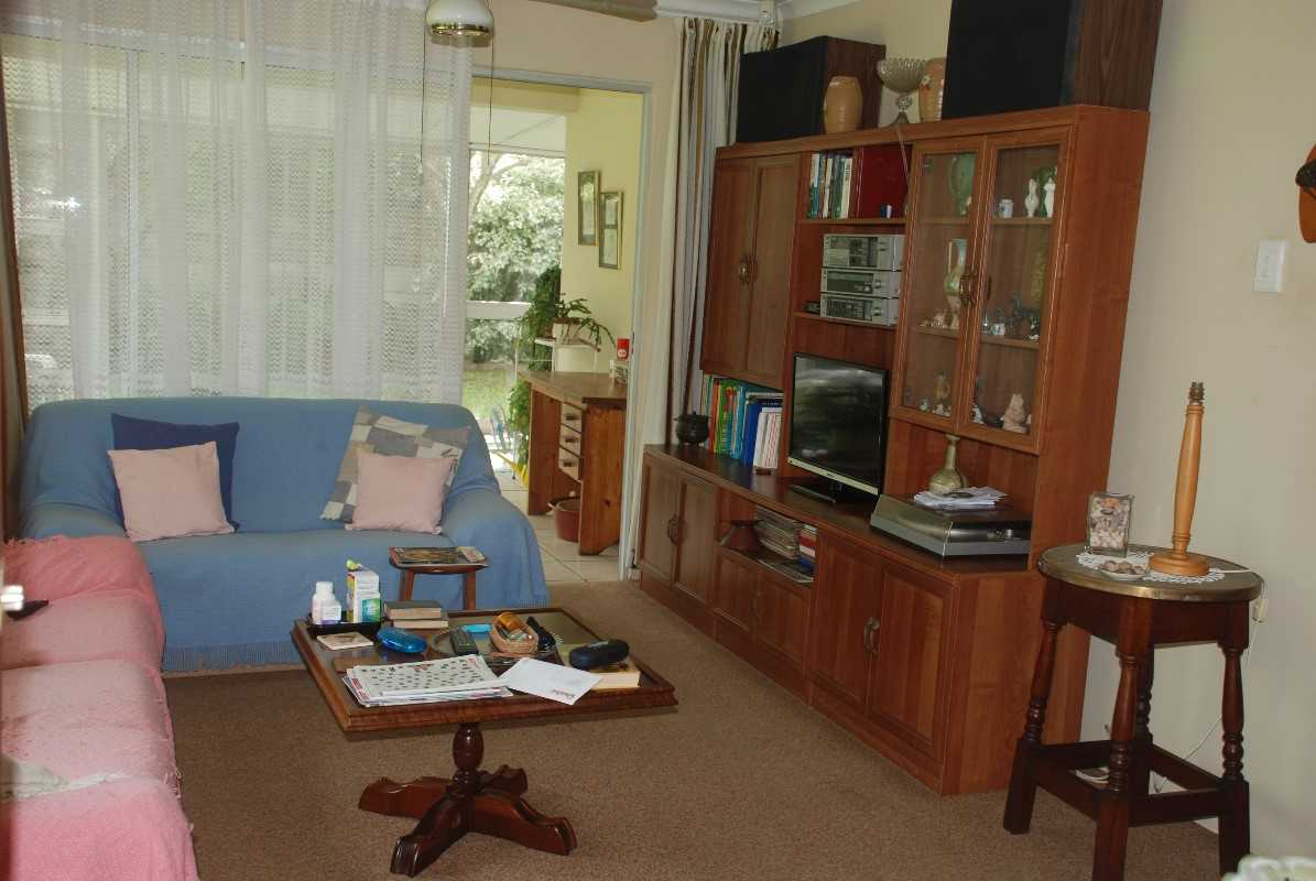 Lounge of second house