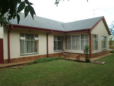 Property and Houses to rent in Free State, House, 3 Bedrooms - ZAR ,  6,00*,M