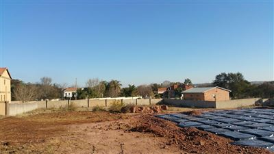 Vacant Land for sale in Eldo View