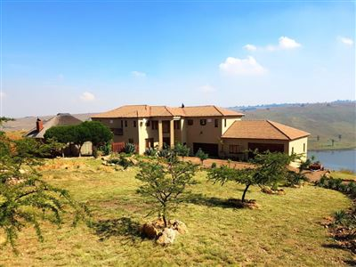 Property and Houses for sale in Witbank And Ext, House, 4 Bedrooms - ZAR 2,850,000