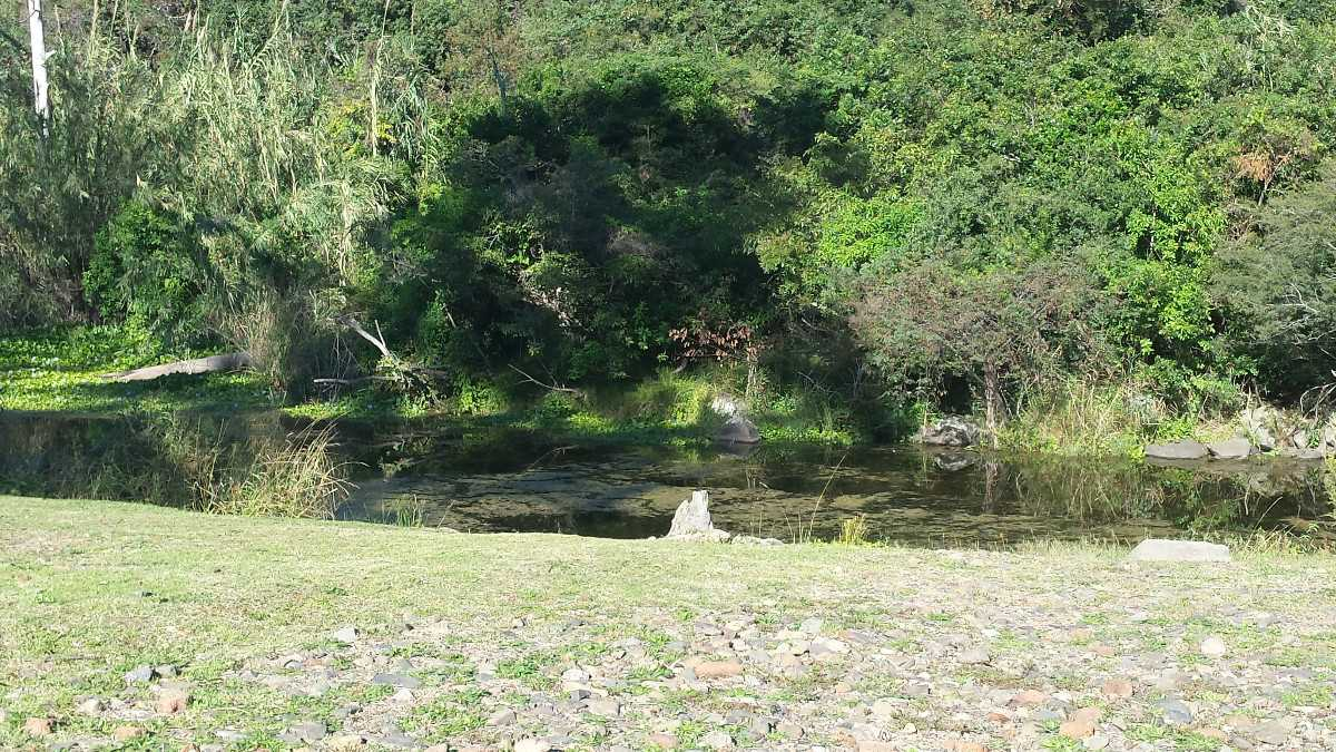 Land with river access in Nahoon Valley Park