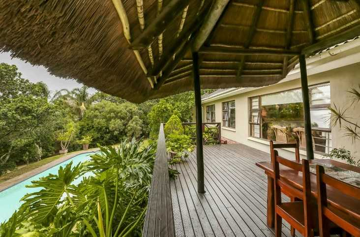 Elegant home in a quiet street in Beacon Bay