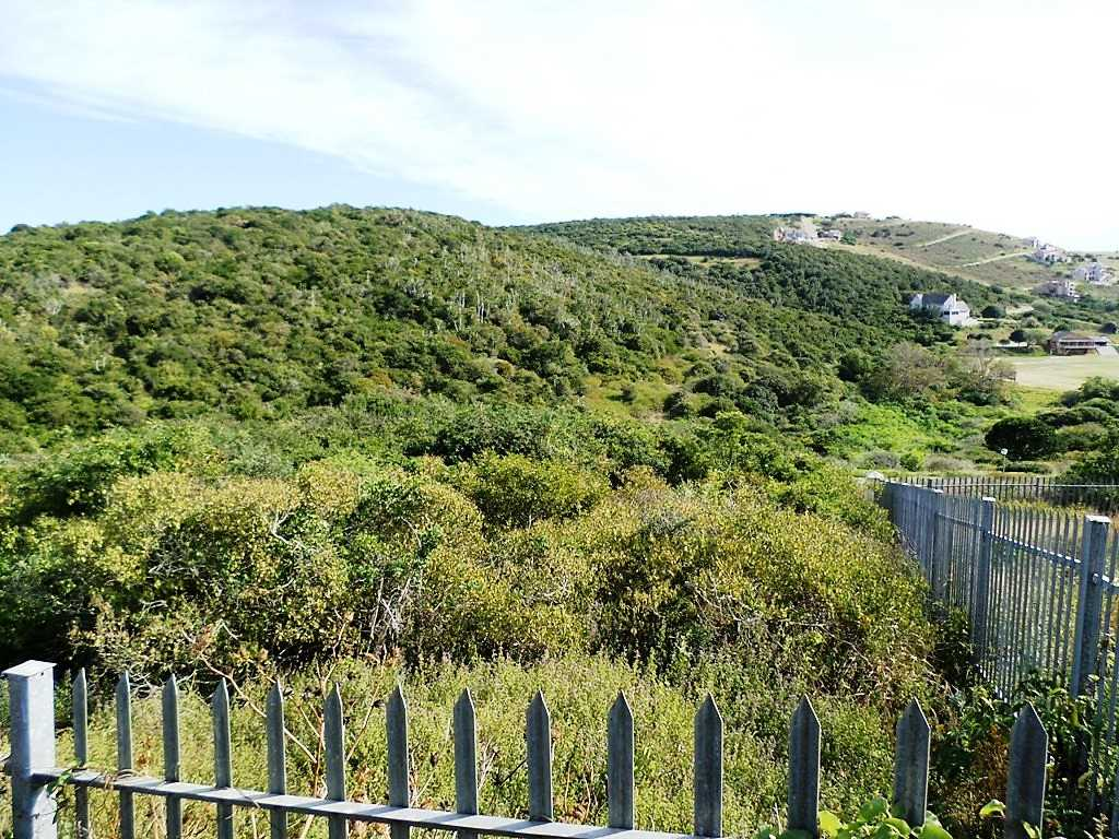 Lovely views over the Port Alfred Country Club