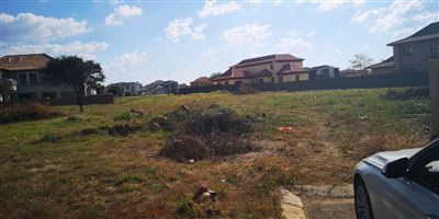Property and Houses for sale in Savannah Country Estate, Vacant Land - ZAR 535,000