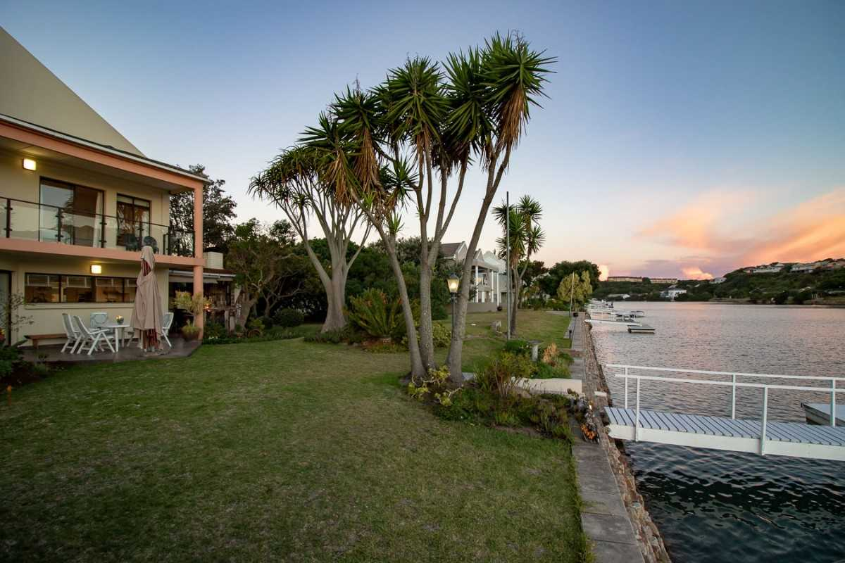 A Home With a Heart on the Port Alfred Marina
