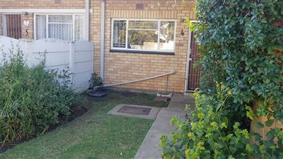 Property and Houses to rent in Free State, Townhouse, 2 Bedrooms - ZAR ,  4,00*,M