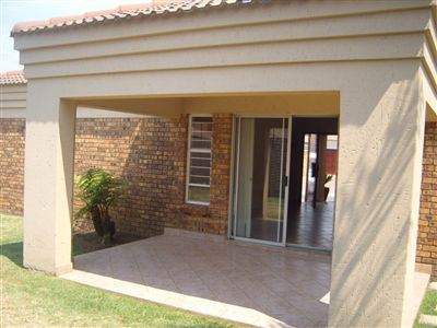 Boksburg, Ravenswood Property  | Houses To Rent Ravenswood, Ravenswood, Townhouse 3 bedrooms property to rent Price:,  9,00*