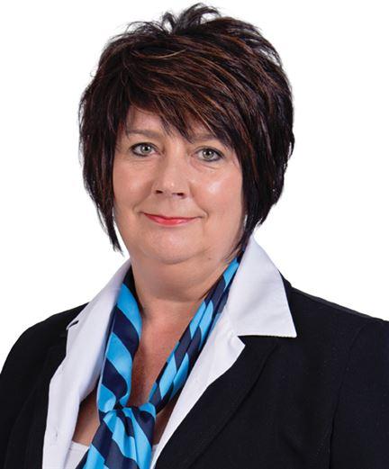 Yolande van der Westhuizen