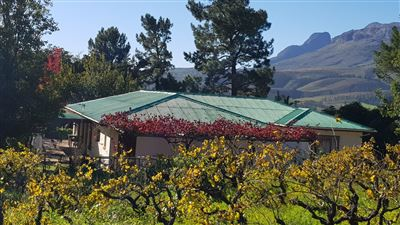 Property and Houses for sale in Paarl Central, Farms, 3 Bedrooms - ZAR 8,000,000
