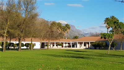 Property and Houses for sale in Wellington Central, Farms, 4 Bedrooms - ZAR 31,750,000