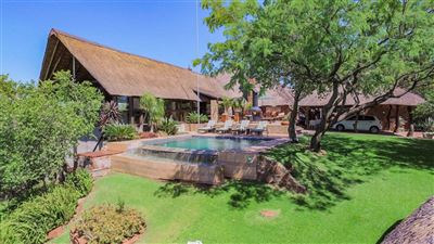 Property and Houses for sale in Brits, House, 12 Bedrooms - ZAR 18,000,000