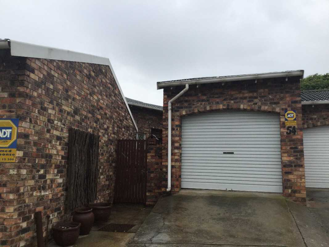 Double Garage available