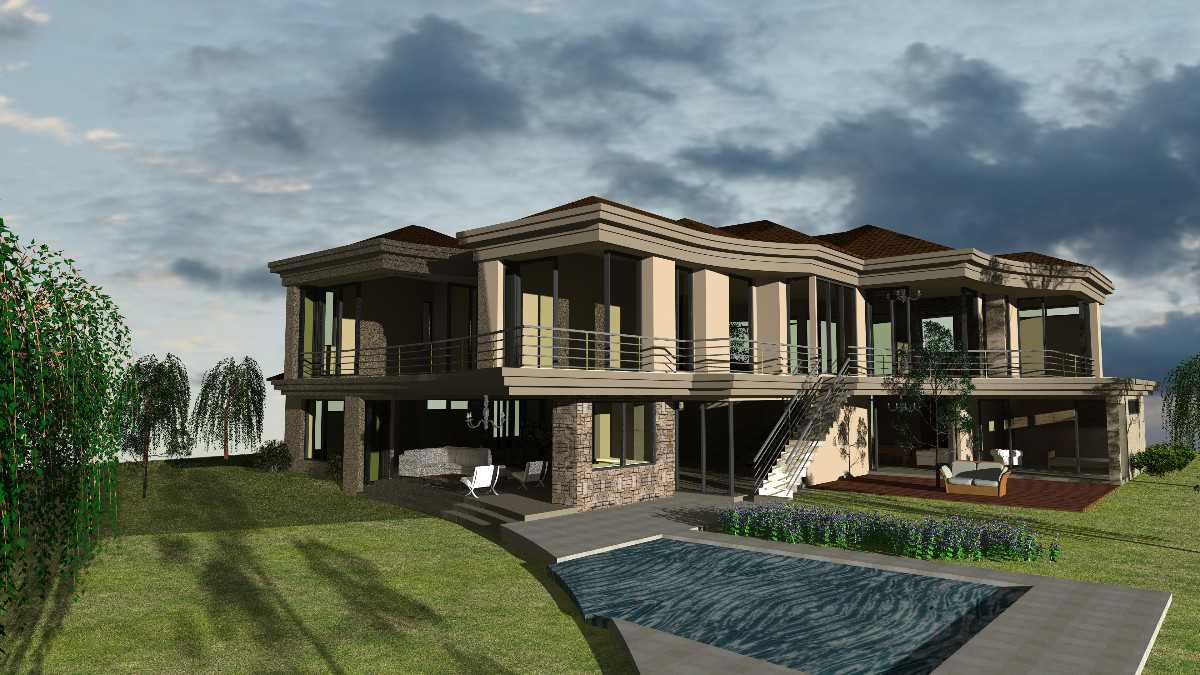 Water front stand - Ebotse Golf Estate, Rynfield