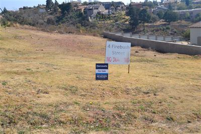 Krugersdorp, Range View Property  | Houses For Sale Range View, Range View, Vacant Land  property for sale Price:999,500