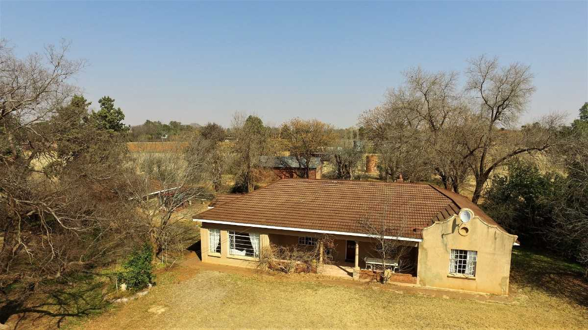 Smallholding with a lot to offer!