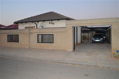 Johannesburg, Riverlea Property  | Houses For Sale Riverlea, Riverlea, House 2 bedrooms property for sale Price:590,000