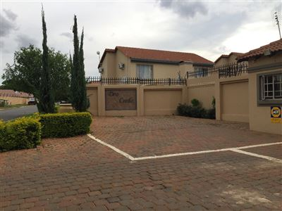 Pretoria, Willow Park Manor Property  | Houses For Sale Willow Park Manor, Willow Park Manor, Townhouse 2 bedrooms property for sale Price:850,000