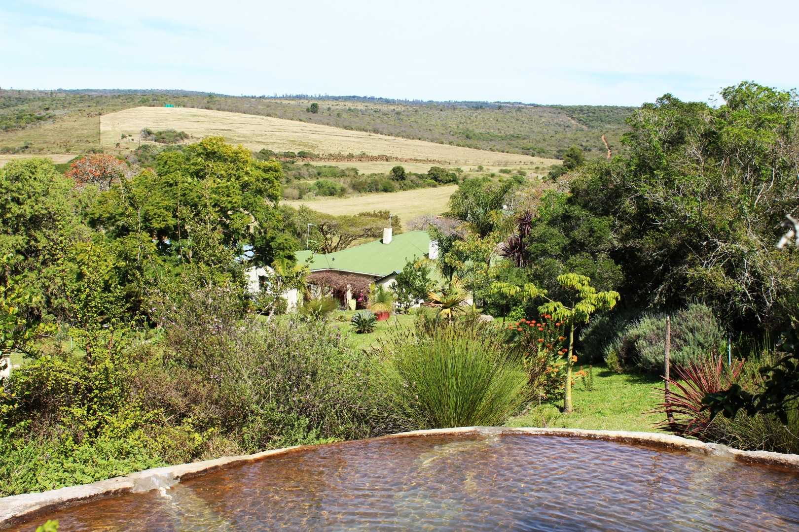 Secluded Gem with a Spectacular Garden Near Grahamstown