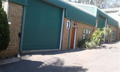 Commercial for sale in Die Heuwel