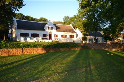 Property and Houses for sale in Paarl Central, Farms, 4 Bedrooms - ZAR 22,000,000