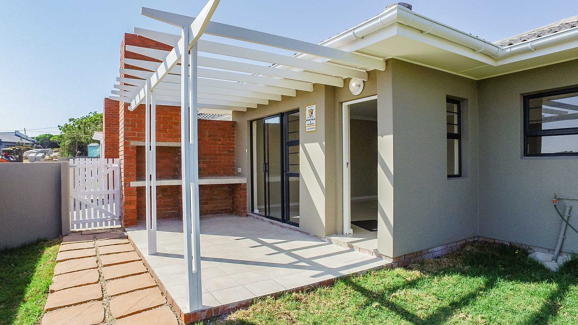 Townhouse for sale in Beacon Bay, East London, South Africa.  Harcourts Cornerstone.