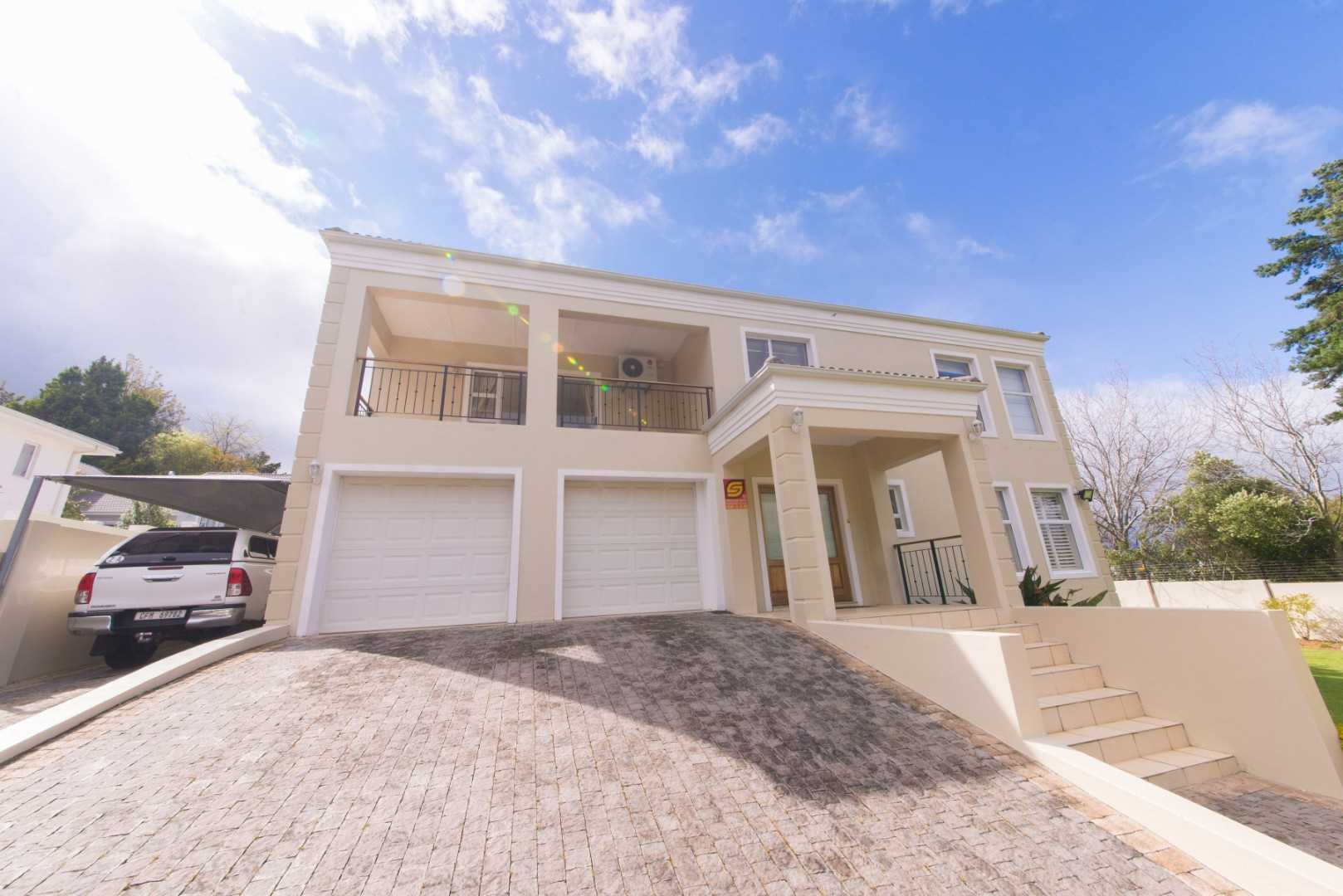 Luxury Residence in Sought After Security Estate