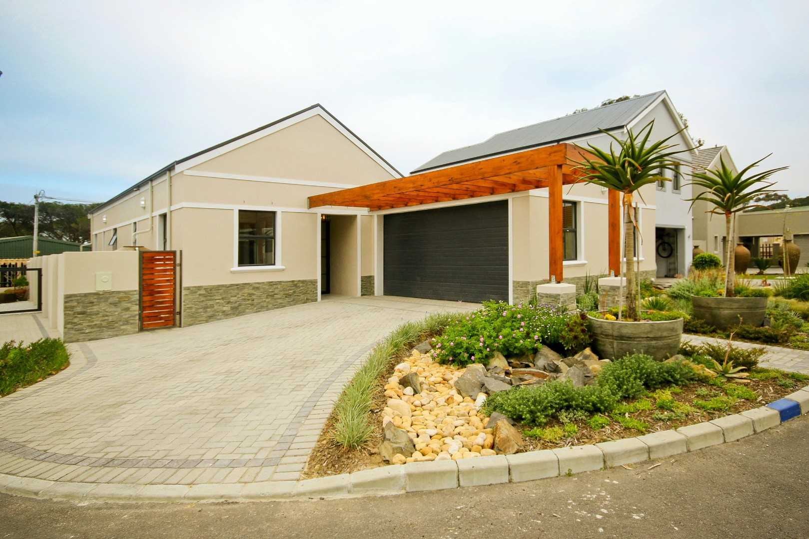 Secure Living in Brand New Home in Somerset West