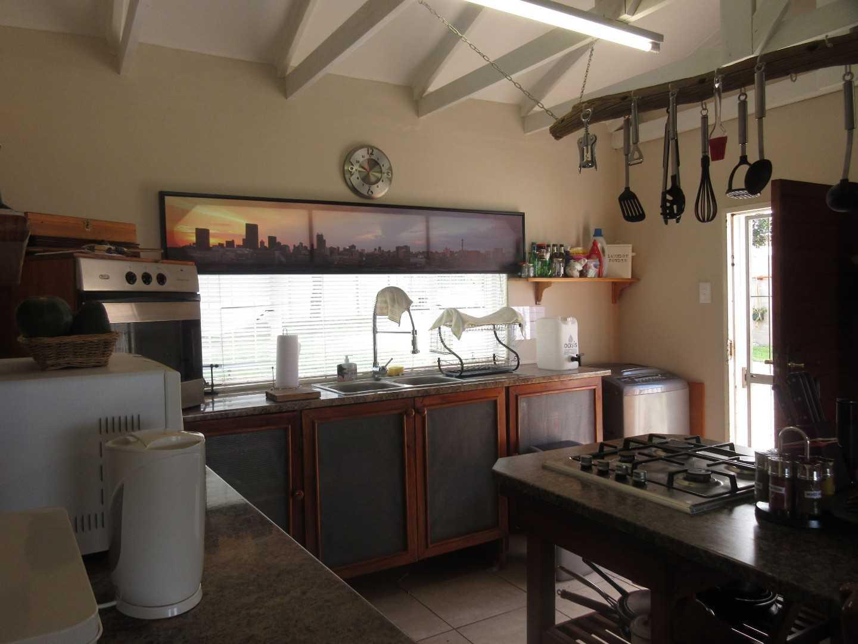 Open Plan, modern kitchen
