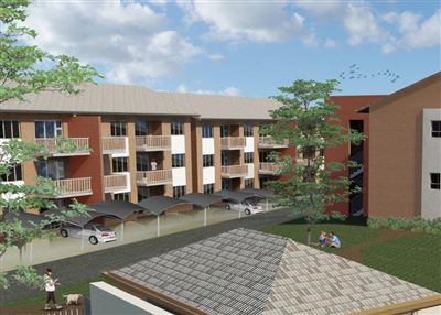 Flats for sale in Die Hoewes