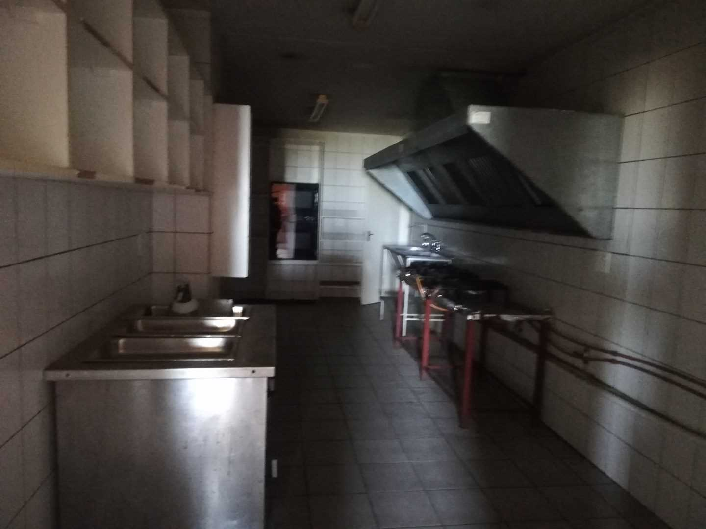 Kitchen area for Take Away or resturant