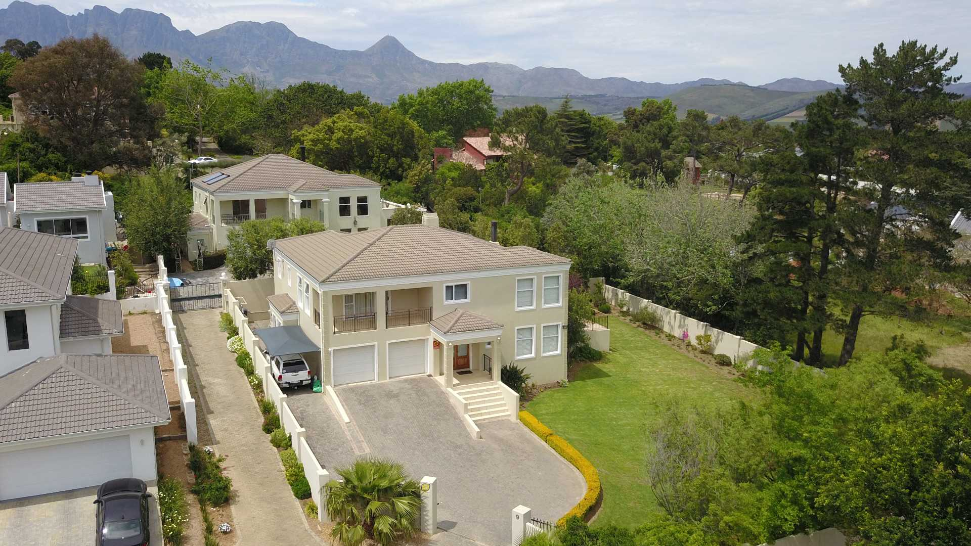 Home For Sale Drone